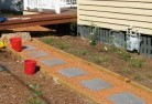 Wheatlands Hard landscaping surfaces 22